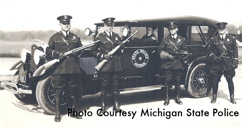 Michigan State Police Patrol Squad