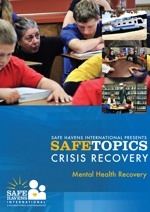MENTAL HEALTH RECOVERY is a critical component of emergency readiness.