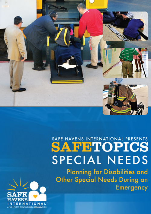 Special Needs Emergency Preparedness DVD