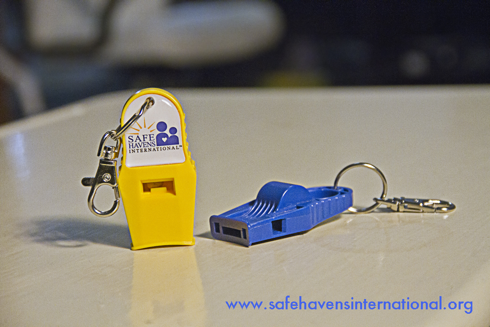 Low-Tech Emergency Communications: Whistles for Life