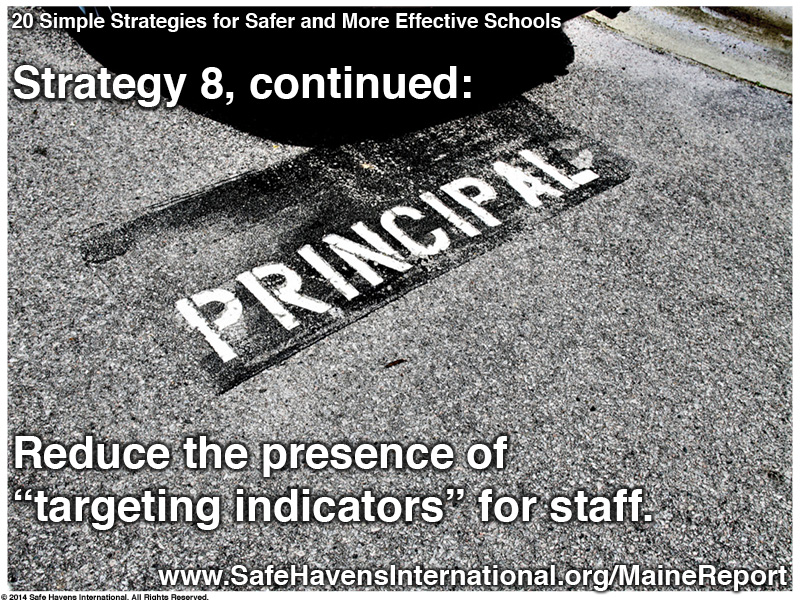 Twenty Simple Strategies to Safer and More Effective Schools Maine Dept of Ed Infographic11 Infographic: Twenty Simple Strategies for Safer and More Effective Schools