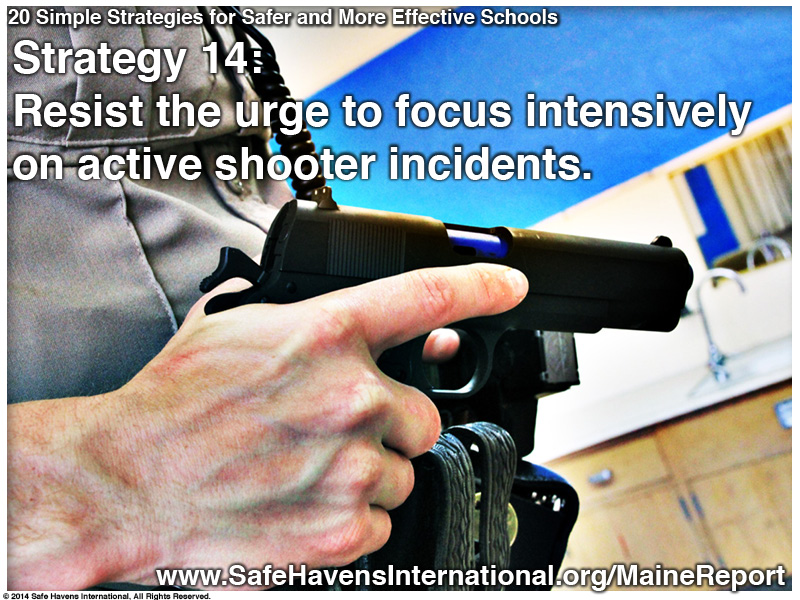 Twenty Simple Strategies to Safer and More Effective Schools Maine Dept of Ed Infographic17 Infographic: Twenty Simple Strategies for Safer and More Effective Schools