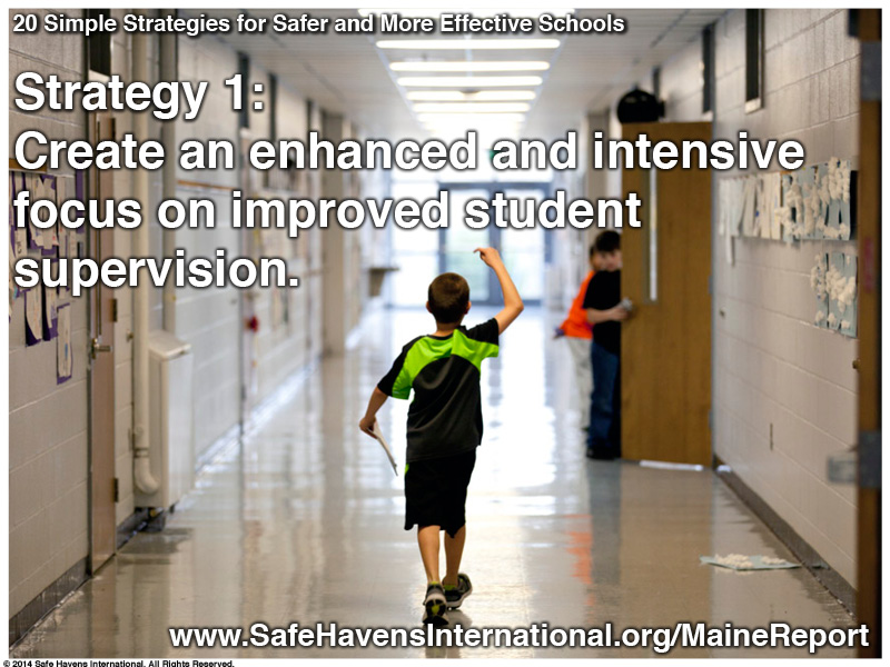 Twenty Simple Strategies to Safer and More Effective Schools Maine Dept of Ed Infographic3 Infographic: Twenty Simple Strategies for Safer and More Effective Schools