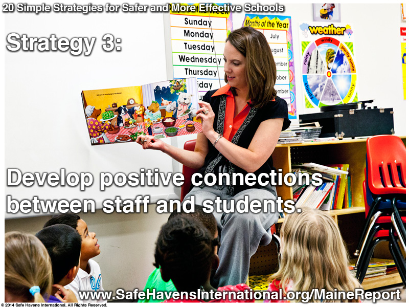 Twenty Simple Strategies to Safer and More Effective Schools Maine Dept of Ed Infographic5 Infographic: Twenty Simple Strategies for Safer and More Effective Schools