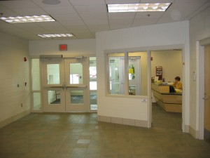 This excellent front office design can dramatically improve access control for a school.  While this can be effective in reducing the risks for certain types of school violence, this approach fails to address the majority of mass casualty attack methodologies that have been utilized to carry out most school shootings.