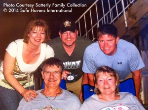 Staying_Alive_Plate_23-Tom_Satterly-Family