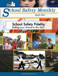 School Safety Fidelity: April 2017