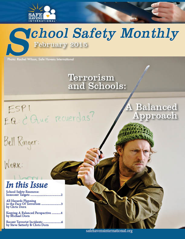 School Safety Monthly, February 2015