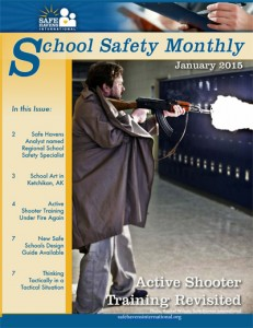 School Safety Monthly, January 2015